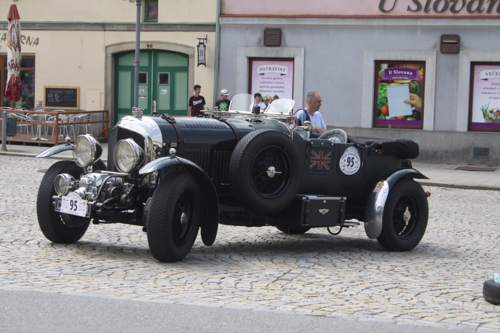 Bentley 4,5l Blower r.v.1936