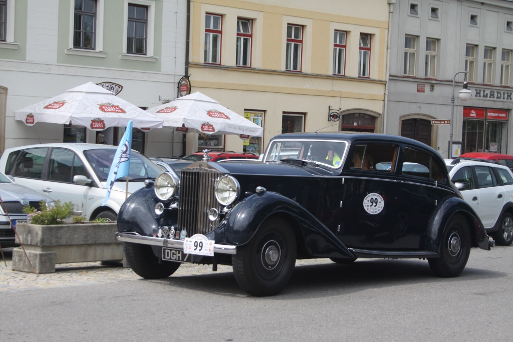 Rolls Royce 40-50 Phantom